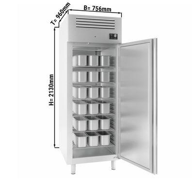 Ice freezer (EN 80x60) - with 1 door