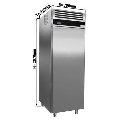 Eistiefkühlschrank - 0,7 x 0,91 m - mit 1 Tür