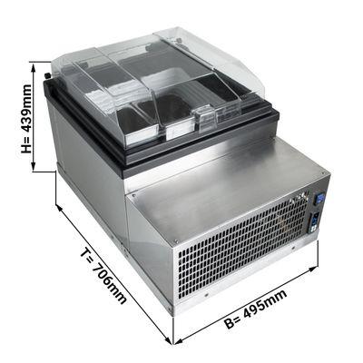 Tisch Eisvirtine 10 Liter