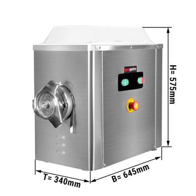 Fleischwolf - Kapazität 600 kg/h