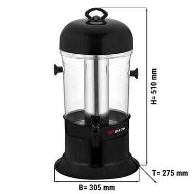 Getränkedispenser mit Kühlung - 6 Liter