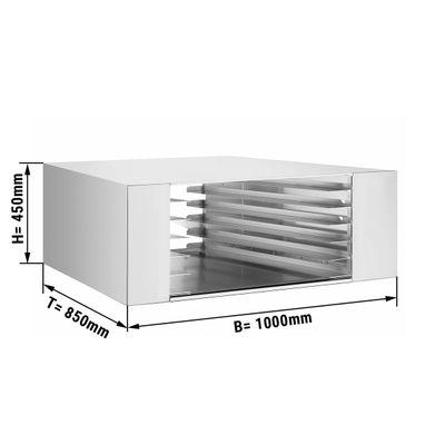 Rack for proofer - 12x EN 40 x 60 cm