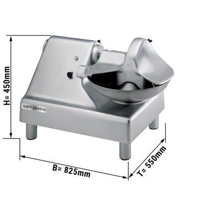 Horizontaler Cutter - 10 Liter