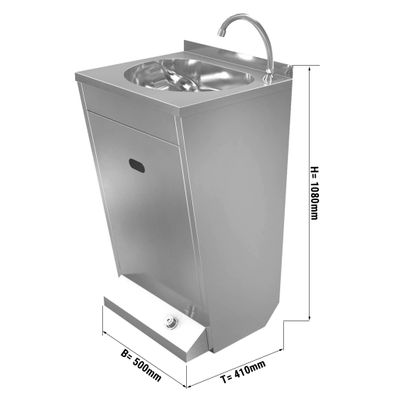 Handwaschbecken - Standmodell