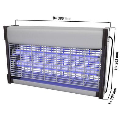 Insektenvernichter - 2x 10 Watt