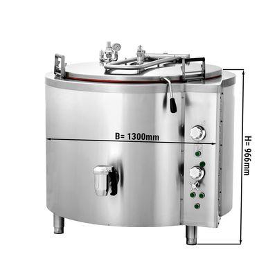 Elektro Kochkessel - 500 Liter - Indirekte Beheizung