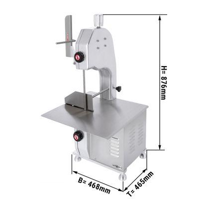 Knochensäge - 1660 mm Sägeband