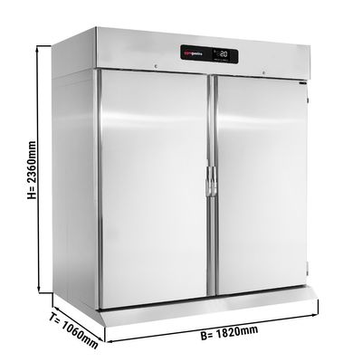 Refrigerator (GN2/1) - with 2 doors