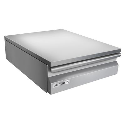 Ground coffee drawer - individual - 0.41 x 0.49 x 0.14 m