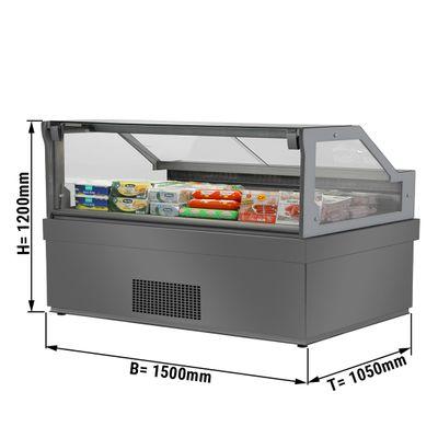 Kühltheke - 1,5 x 1,05 m - LED
