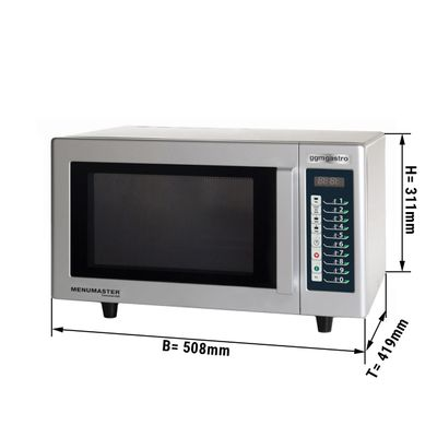 Microwave oven automatic 26 litres - 1000 Watt