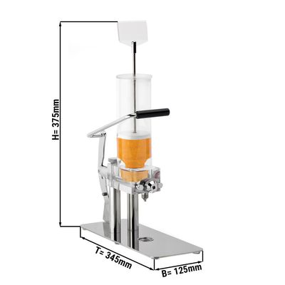 Jam & Honey Dispenser - 0.7 liters