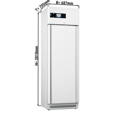 Medizinkühlschrank - 0,68 x 0,70 m - 504 Liter - mit 1 Tür