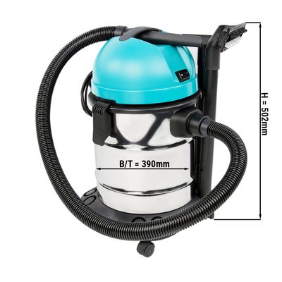 Wet and dry vacuum cleaner - 22 Liter