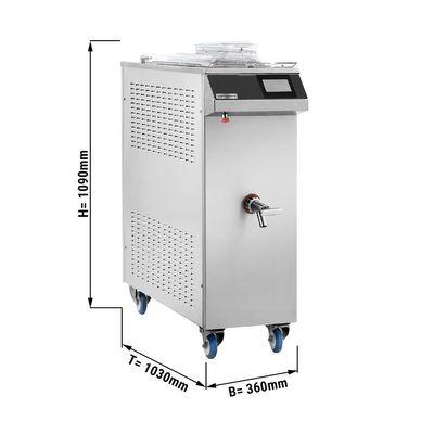 Pasteurisierer - 60 Liter