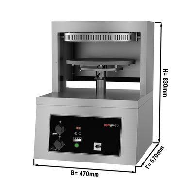 Pizza Press - for 33 cm pizza dough