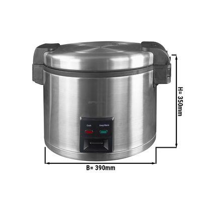 Reiskocher - 8 Liter