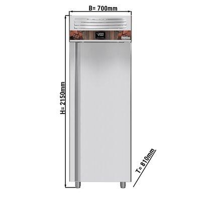 Schokoladenkühlschrank - 0,7 x 0,81 m - 700 Liter
