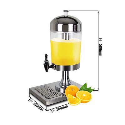 Juice dispenser 8 liters