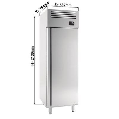 Freezer (GN 2/1) - with 1 door