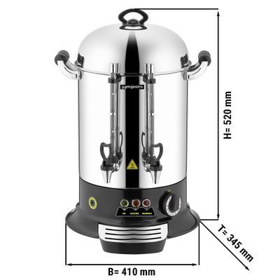 Teekocher - 12 Liter