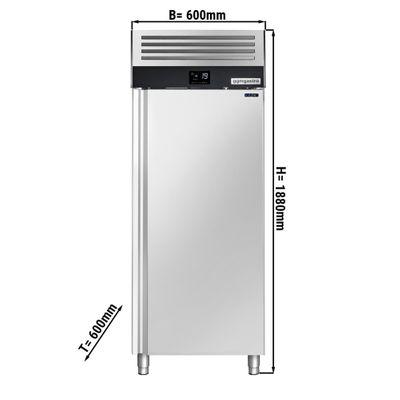 Deep freezer 0,6 x 0,6 m - 400 Liter - 1 door