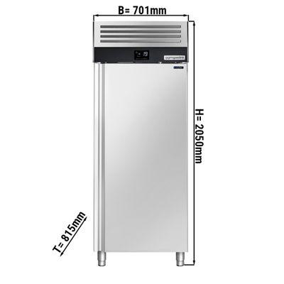 Tiefkühlschrank - 0,7 x 0,81 m - 700 Liter - mit 1 Tür