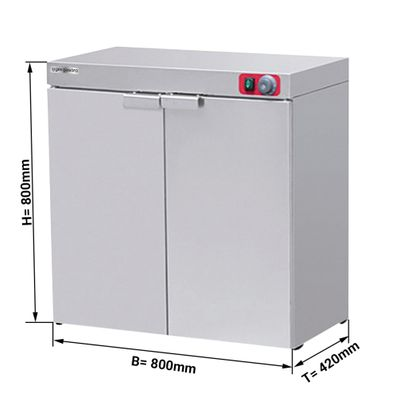Plate Warmer, a maximum of 120 plates