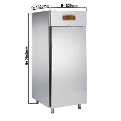 Bakery freezer - EN 60 x 80 cm - 858 litres - with 1 door