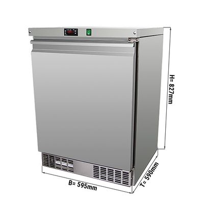 Freezer substructure 110 litres - with door