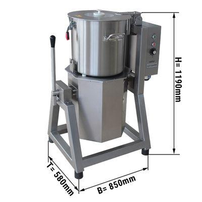 Vegetarischer/ Hummus  Cutter - 70 Liter