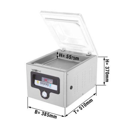 Vacuummachine 10 m³/h