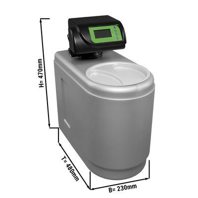 Wasserenthärter - automatisch - Leistung: 40 Liter/ pro Minute