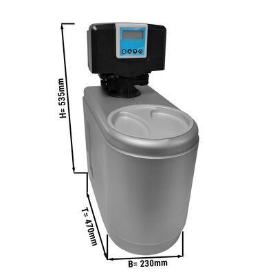 Wasserenthärter - automatisch - Leistung: 75 Liter/ pro Minute