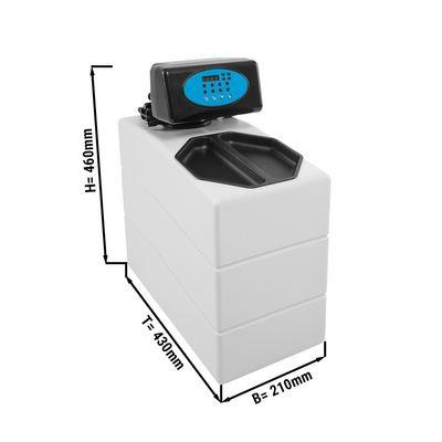 Wasserenthärter - automatisch - Leistung: 840 Liter