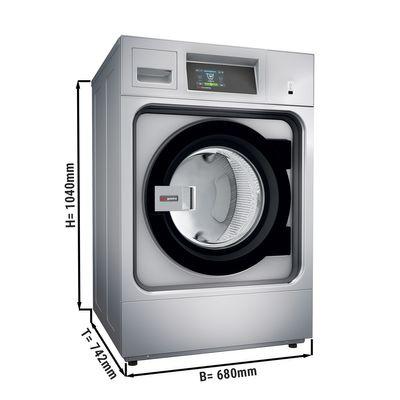 Elektro Waschmaschine - 10 kg - 1250 Touren - mit Touchpanel