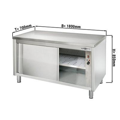 Wärmeschrank ECO - 1,8 m