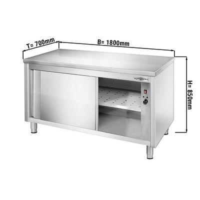 Wärmeschrank PREMIUM - 1,8 m