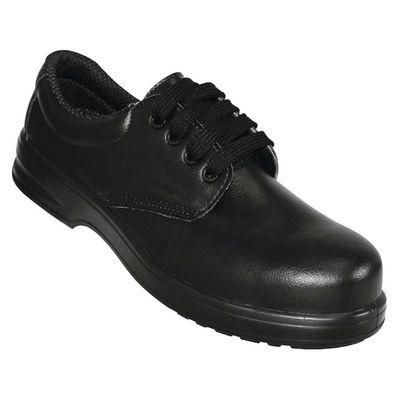 Sicherheits-Schnürschuhe - schwarz - Größe: 47