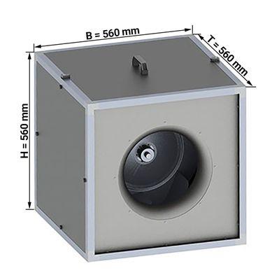 Airbox Pro - 4000 m³ pro Stunde