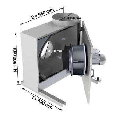 Airbox Pro - 4035 m³ pro Stunde