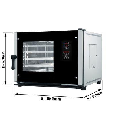 Bakery & combi-steamer 4x EN 400 x 600