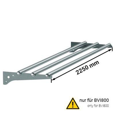 Tray slide 2,25 m