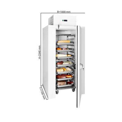 Kompakte Kühlzelle - 1,0 x 1,1 m - Höhe: 2,34 m - 1,59 m³