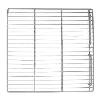 Plasticised support grid: 550x530mm