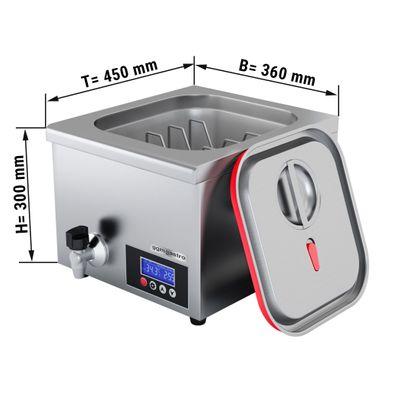 Sous-Vide-Garer - 16 Liter