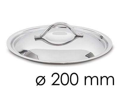 غطاء قدر - قطر 200 مم