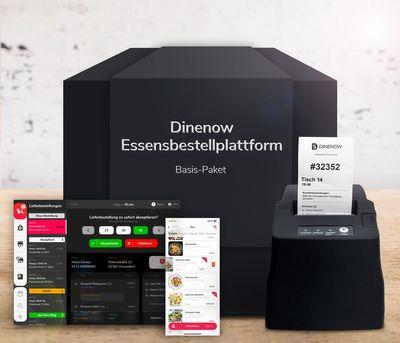 Dinenow Bestell-App für Essen - Basis