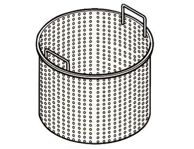 1/1 Panier pour marmite de cuisson avec 100 Litres