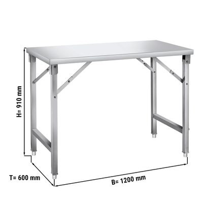 Work table - 1.2 m